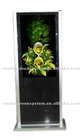 "Good quality:42"" full colour free standing advertising monitor for public"