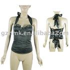 Vogue female waist belt vest