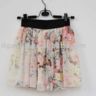 Print Ladies Summer Mini Short Skirt