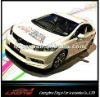 New style Modulo body kit for 2012 Honda Civic 9th generation