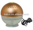 Metal cover USB promotional air purifier