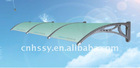 The DINGGU soft-light awning ,awning canopy ,awning window ,sunshade material ,house goods ,home decoration