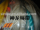 Made by Dyneema (uhmwpe)/PE/PET Commercial Fishing large pelagic rope (twine and rope for fisheries)