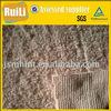 100% cotton knitted fleece fabric