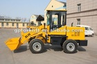 1.5 ton Mini Wheel Loader