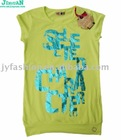 Apple green girls t shirts