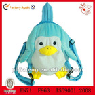 Wholesale Kids Penguin Plush Animal Backpack