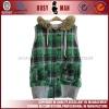 2013 newest lady sleeveless cotton-padded clothes/coat