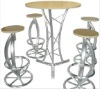 Aluminium Truss Bar Table &chairs