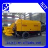 2012 hot selling economic type portable concrete pump