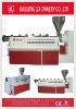 PE,PP,PVC pipe plastic extruder