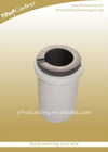 Gold melting crucible and ceramic shell for melting gold and silver,graphite crucible for sale,jewelry crucibles