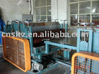 metal panel auto pretreatment machine of steel door produce line