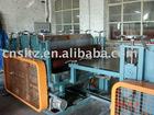 metal panel auto pretreatment machine of steel door produce line