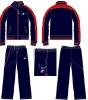 Men's Jumping Suit