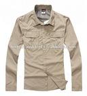 New Design Woven Shirt for Men