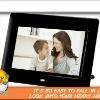 hot sale!cute mini digital photo frame