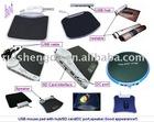 Fashion USB Pad with Blue backlight