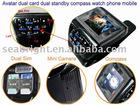 Wrist phone ET-02 dual sim