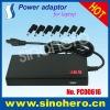 Super-slim universal smart Home/Car 2 in 1 adaptor-5V/1A