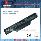 Replacement Laptop Battery for HP 6720S