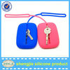 Silicone bags for contain key use of ShengJie SJ-HB39
