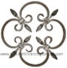 ornamental wrought iron fence panels stair gate parts