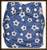 new printed pul cloth diaper