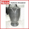Hot Sale Granite Gravestone Vase for Tombstone