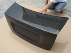 OEM Style Carbon Fiber Trunk Lik for Volvo S40