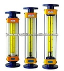 ss304/316 glass tube flowmeter LZB-