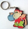 3D PVC keychain for promotion