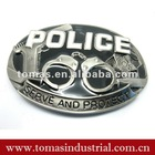 High quality OEM military belt buckles brass