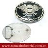 Novelty design customized mens metal belt clips