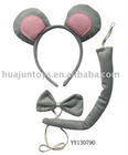 Mouse hairpin series,beauty set