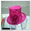 handmade fashion decorative hat flower