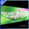 Wedding romantic jewelry crown