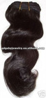 100% virgin indian remy human hair body wave hair extension