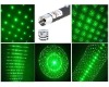 5in1 Green Laser Pen Caps Constellation Beam 4Party&Fun