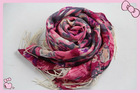 A nice present for lady-new style fashion 100% wool pashmina scarf
