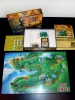 Board game - BY-BG013 -Lost Temple- including game cards dice pawn