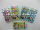 new design student school rubber eraser, colored eraser