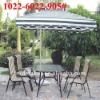 Outdoor pool furniture of Cast aluminum folding chairs outdoor furniture (1022#-6022#-905#)
