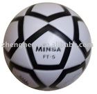 soft PU laminated football