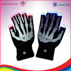 skull led gloves wholesale china