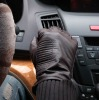 2012 Classic Style,Men's Genuine Leather Driving Gloves