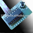 program test board, test board for WTV040/ 080/170/ 340 voice chip, voice chip test board