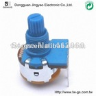 16mm Insulated Type Rotary Potentiometers