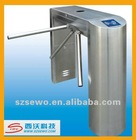 2012 stainless steel tripod turnstile gate for entrance control