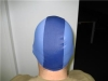 Plain color adult swimmingcap without logo print